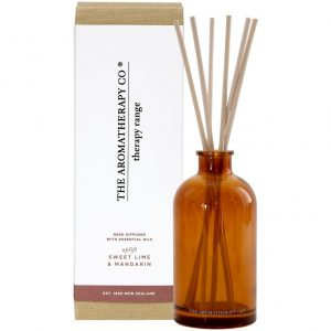 Peony & Petitgrain fragrance diffuser by The Aromatherapy Co