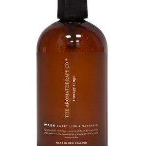 The Aromatherapy Co Therapy Hand & Body Wash Sweet Lime & Mandarin