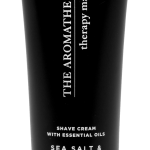 The Aromatherapy Co Therapy Man Shaving Cream Sandalwood & Sea Salt