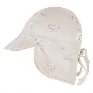 Toshi flap cap Koala