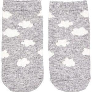 Toshi Organic Socks Clouds