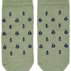 Toshi Organic Socks Nautical