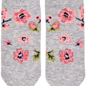 Toshi Organic Socks Rose