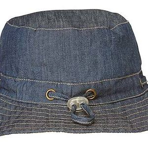 Toshi Sunhat Tex Denim