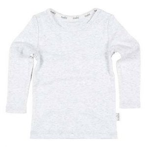 Toshi Organic Tee Long Sleeve Dreamtime Dove A