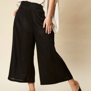 eb & ive Tribu Pant Sable Womens Fashion Linen