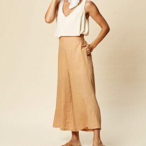eb & ive Tribu Pant Sierra linen pants East Gosford ladieswear