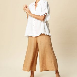 eb & ive Tribu Shirt Navajo Linen Women's Fashion