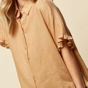 eb & ive Tribu Shirt Sierra Women/s Fashion Linen