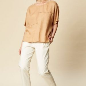 eb & ive Tribu Top Sierra linen shirt Central Coast NSW summer