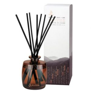 Urban Rituelle Mandarin, Basil & Lime Diffuser invigorating blend of mandarin, basil & lime pure essential oils