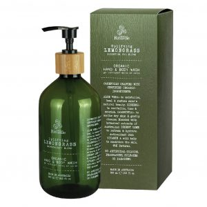 Urban Rituelle Uplifting Lemongrass Hand & Body Wash