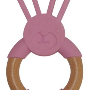 Bunny Winiteether Pink Winibeads Baby Gifts