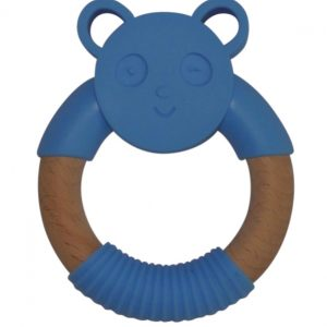 Panda Winiteether Blue Winibeads Baby Gifts