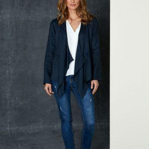 Eb&ive Bask Jacket Admiral Women's Fashion