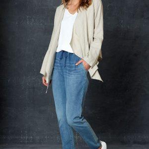 Eb&ive Bask Jacket Flax Women's Fashion