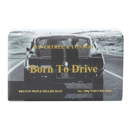 Wavertree & London Born to Drive Soap